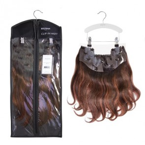 Balmain Cli-in Weft Memory Hair